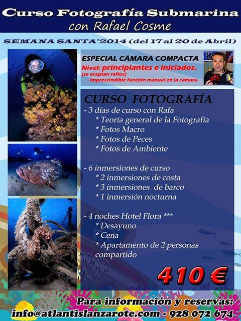 Nuevo Curso en Lanzarote